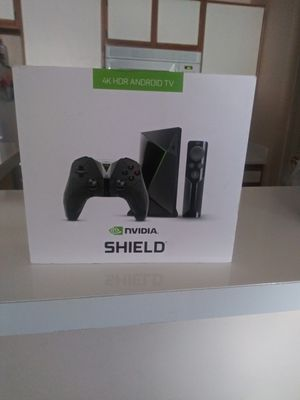 Nividia Shield 4k HDR android tv for Sale in Indianapolis, IN
