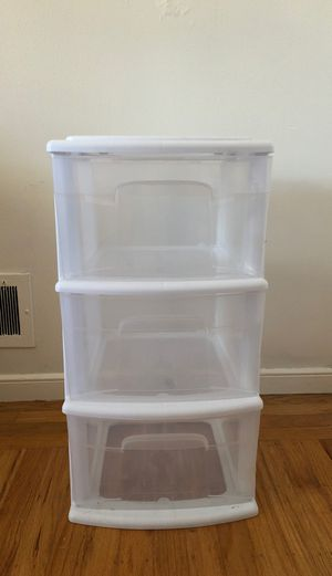 3-Drawer Storage Cart for Sale in Daly City, CA
