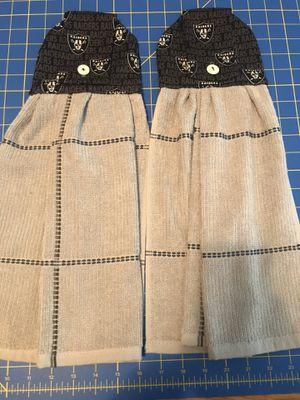 Handmade kitchen towel set for Sale in New Braunfels, TX