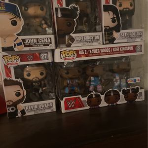 Pop Figures Never Been Taken Out Of Box(5$ Each, 25 For All) for Sale in Corpus Christi, TX