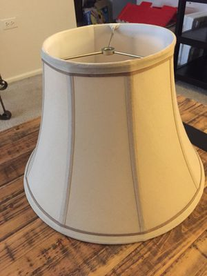 Lamp Shade for Sale! for Sale in Denver, CO