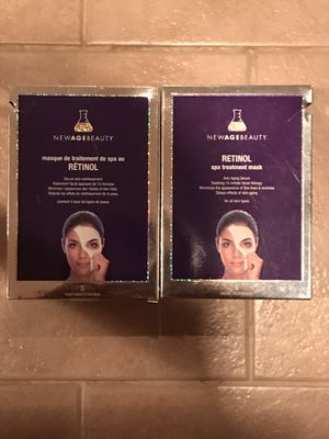 New Age Beauty Retinol Spa Treatment Mask for Sale in Arlington, VA