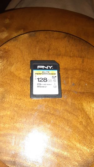 128 GB PNY [(ELITE PERFORMANCE) Storage Device] for Sale in Portland, OR