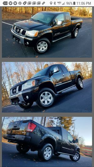 2005 Nissan Titan LE ----- 4x4---- Lifted for Sale in Acton, MA