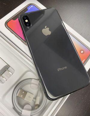 iPhone X 64gb for Sale in Washington, DC