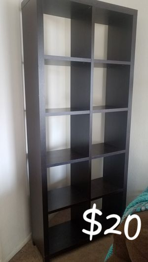 Bookshelf , cube organizer , bookcase for Sale in Phoenix, AZ
