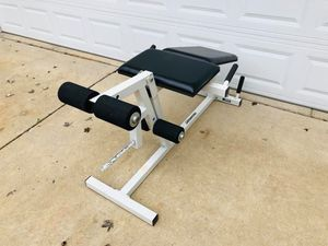 Leg Curl - Leg Extension - Work Out - Exercise - Gym Equipment - Fitness for Sale in Downers Grove, IL
