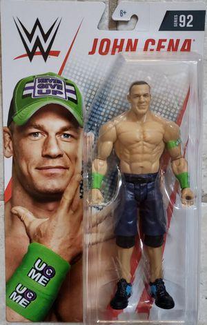 WWE/ WWF John Cena Action Figure. for Sale in Apopka, FL