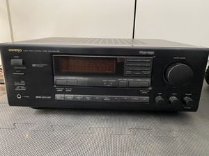 Onkyo receiver for Sale in Long Beach, CA