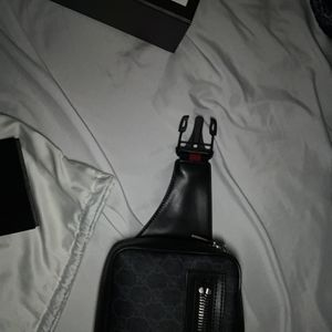 Gucci Black Belt Bag for Sale in Laguna Niguel, CA