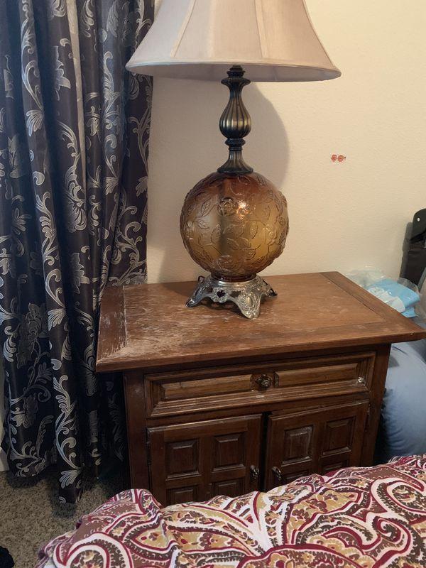 King bed farme set
