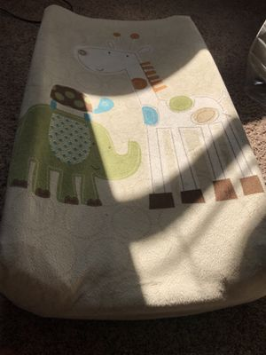 Diaper change cushion for Sale in Allen Park, MI