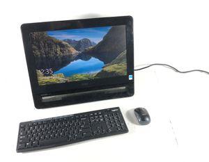"DELL 19"" ALL IN ONE - Quad Core - WIFI - Windows 10 for Sale in Round Rock, TX"