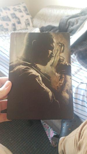 COD Black ops 2 steelbook game case for Sale in Carnation, WA
