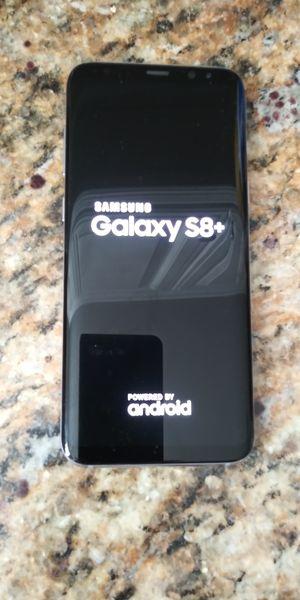 Samsung Galaxy S8+ Plus Unlocked for Sale in Lynwood, CA