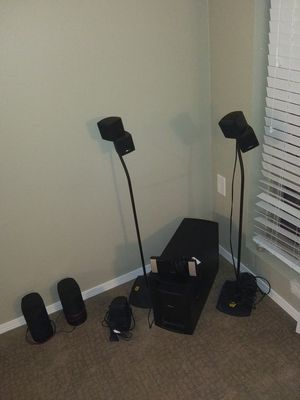Bose sursound sound system for Sale in Sioux Falls, SD