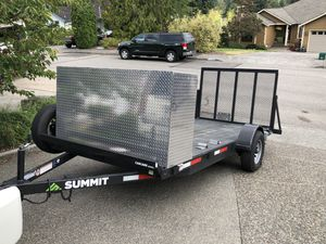 Utility Trailer 14'x6' for Sale in Portland, OR