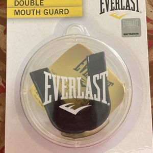 Everlast Double Mouth Guard for Sale in Glendale Heights, IL