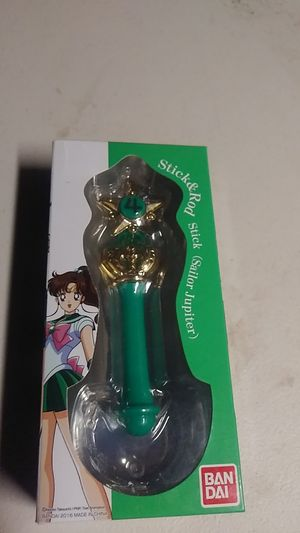 Sailor Jupiter sailor moon stick for Sale in Escondido, CA