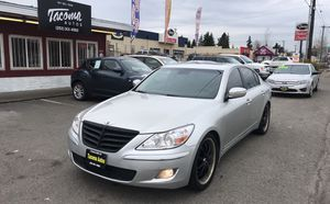 2010 Hyundai Genesis financing available for Sale in Tacoma, WA