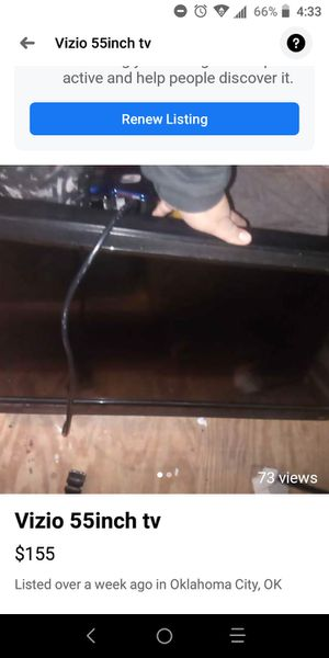 55' tv for Sale in Oklahoma City, OK