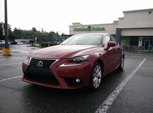 2015 Lexus IS250 AWD for Sale in Snohomish, WA