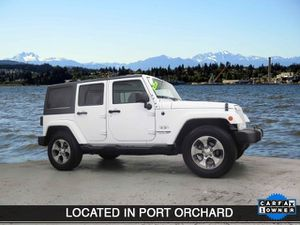 2018 Jeep Wrangler JK Unlimited for Sale in Port Orchard, WA