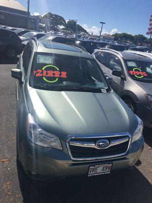 2014 Subaru Forester 2.5i Touring for Sale in Honolulu, HI