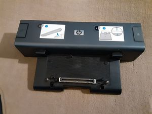 HP Docking Station Model: HSTNN-IX01 for use with Several Laptop Models (See Descriprion for a full Compatibility list) for Sale in Canton, OH