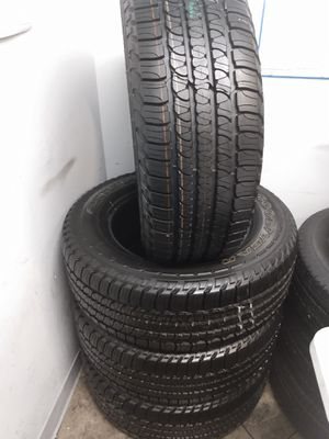 Set of used Goodyear 245/65/17 for Sale in Seal Beach, CA