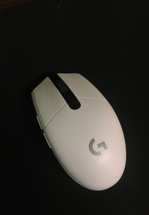 Logitech G305 Light speed wireless mouse-white for Sale in Miami, FL