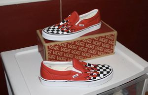 Vans Classic Slip On Fire for Sale in Durham, NC