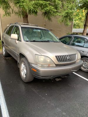 2000 Lexus RX 300 SUV for Sale in Vancouver, WA