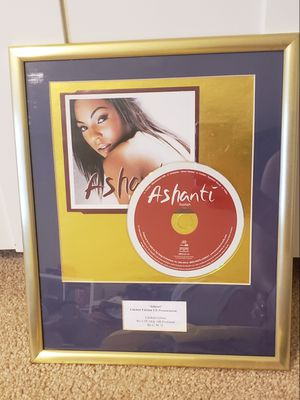 Ashanti cd presentation for Sale in Sudley Springs, VA