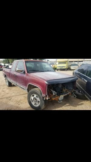 1993 gmc chevy sierra part out for Sale in Tucson, AZ