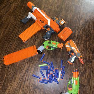 Nerf Gun Bundle for Sale in New Port Richey, FL
