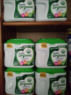 Similac Organic 👶 Formula for Sale in Mesquite, TX