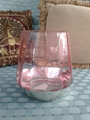 Pink Candle Holder for Sale in Albuquerque, NM