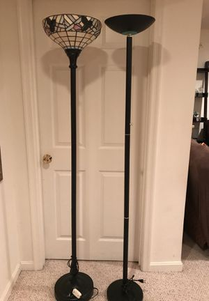 Standing lamp for Sale in Manassas, VA