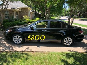 🔑💲8OO URGENT I sell my family car 🔑2OO9 Honda Accord Sedan V6 EX-L power start Runs and drives very smooth!.🔑🔑🔑 for Sale in Oakland Park, FL