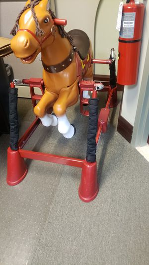 Bouncy Horse - Toy for kids for Sale in West Palm Beach, FL