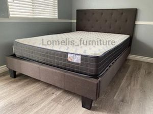 Queen beds with mattresses included for Sale in Pico Rivera, CA