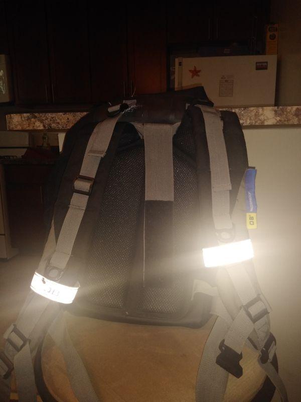 CB overboard waterproof backpack