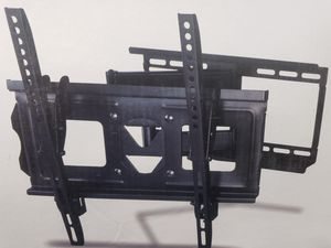 Full motion tv wall mount 24 to 60 inch ... new in box sealed for Sale in Plano, TX
