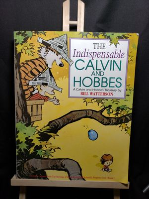 The indispensable Calvin and Hobbs paper back for Sale in Zanesville, OH