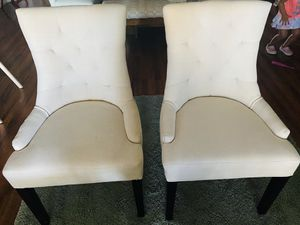 Fabric dining chairs for Sale in Bonita Springs, FL