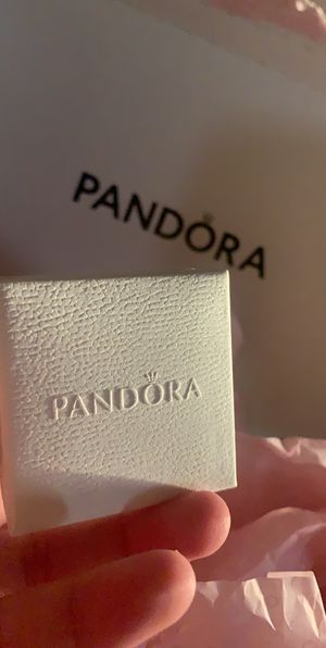 Pandora blue radiant ring for Sale in Lynwood, CA