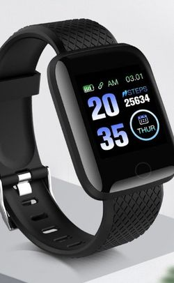 FITPRO ANDROID SMARTWATCH,HEART. RATE ,PULSE ,BLOOD PRESSURE MONITORING,SHIPPING AVAILABLE BLACK ,NAVY BLUE OR TEAL AVAILABLE for Sale in Portland,  OR