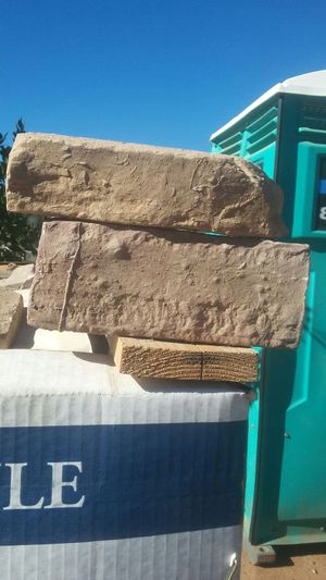 I have stone bricks for sale.. for Sale in Perris, CA