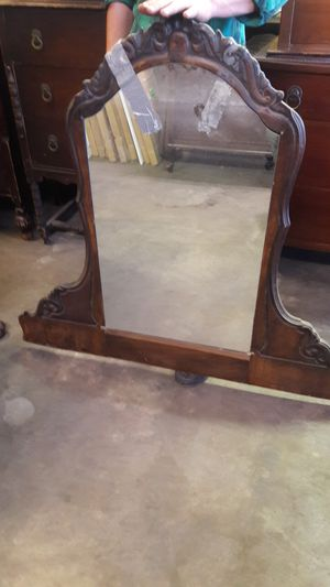 Antique dresser mirror for Sale in Bloomington, CA